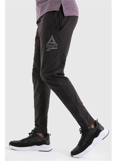 Airlife Erkek Antrenman Eşofman Altı Siyah